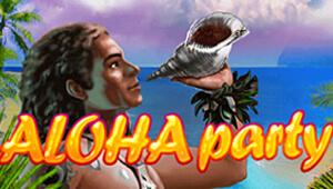 Aloha Party kazino spēle