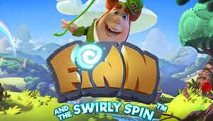 kazino spēle Finn and the Swirly Spin