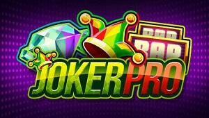 """bonuss """"Joker Pro"""" spēlē"""