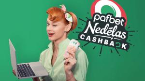 Pafbet online kazino nedēļas Cashback