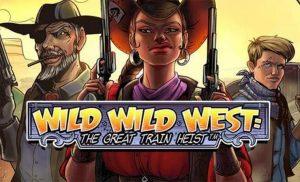"""""""Wild Wild West"""" kazino spēlē"""